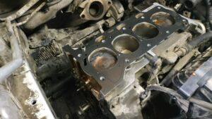 двигун після діагностики