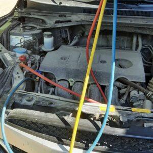 заправка кондиціонера автомобіля